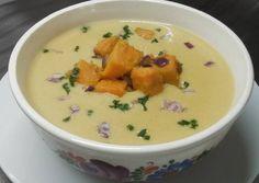 Gyömbéres édesburgonya- leves | Gyuláné Sisa receptje - Cookpad receptek