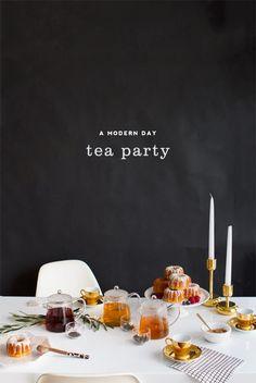 Tea Tasting Party