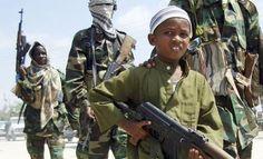 Más de 650 niños soldados sursudaneses cerca de su liberación.- El Muni