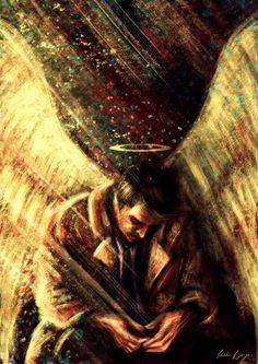 The Angel of the Lord. by VarshaVijayan on deviantART