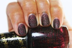 Stay The Night - OPI, Liquid Sand