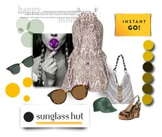 """Shades of You: Sunglass Hut Contest Entry"" by michelletheaflack ❤ liked on Polyvore featuring Zimmermann, Scully, Giorgio Armani, Jimmy Choo, Scotch & Soda, Ray-Ban, polyvorecontests and shadesofyou"