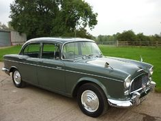 """Humber Hawk - In the late 1960's I had the use of a of these, an amber warning light on the dashboard used to keep flashing. I found out later it was for """"Low Fuel"""" even though I put a couple of gallons in it. Very thirsty car!!!"""