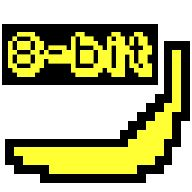 8-bit banana: Each monkey wants to be higher then other monkeys and collect all the bananas. Become a leader of the pack and show your…