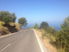 on way past Estellencs