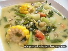 Resep Sayur Lodeh Sunda | Resep Masakan Indonesia (Indonesian Food Recipes)