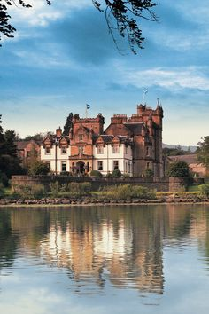 Cameron House Scotland Wedding Venue (BridesMagazine.co.uk)