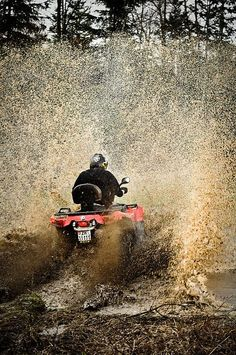 People say mudding isn't a sport wheel they can belive what ever the heck they want but its my sport!!!       :-)