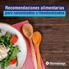 #Ostomía   #Ileostomía   #StomabagsChile Chile, Salad, Tableware, Kitchen, Bag, Healthy Recipes, Meals, Food Items, Balanced Diet