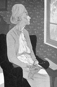 Miss Marple by #JonathanBurton