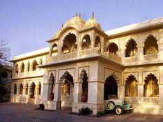 The Bissau Palace, Jaipur
