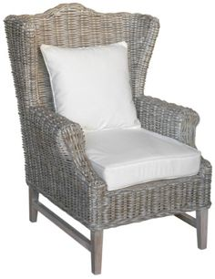 Cape Cod Wing Back Chair - Chairs & Chaises, Furniture, Home Decor | Soft Surroundings