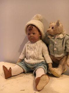 ≥ Superb Puppe 1 - Antik | Spielzeug - Marktplaats.nl