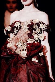 { Franck Sorbier Haute Couture }