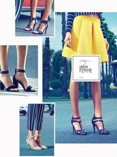 Verano 2015: los 5 tipo de sandalias que no pueden faltarte   Moda Saga Falabella