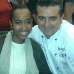 Buddy Valastro The Cake Boss and me Buddy Valastro, Cake Boss, Piece Of Cakes, Celebrities, Celebs, Celebrity, Famous People
