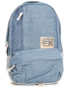 Buy Basis Denim Backpack Men's Accessories from Volcom. Find Volcom fashions & more at DrJays.com
