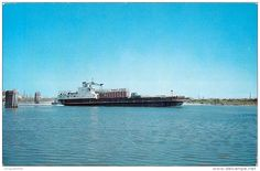 Ferries - (SHIPS 1) - OUTER BANKS FERRY, CARRY TRAFFIC ACROSS OREGON INLET - HATTERAS I NLET AND ALIGATOR RIVER