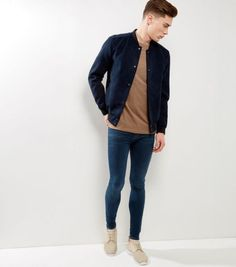 Skinny jeans for men for men Tight Jeans Men, Superenge Jeans, Boys Jeans, Skinny Guys, Super Skinny Jeans, Stylish Eve Outfits, Cool Outfits, Young Fashion, Men Fashion