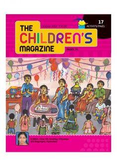 The Children's Magazine, comic in English by The Childrens Magazine