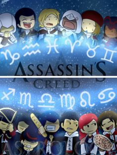 Assassin's Creed, Assassins Creed Memes, Infamous Second Son, Unity, Zodiac, Arno, Xbox, Videogames, Assassin
