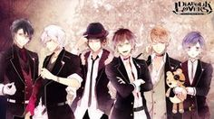 This guy is Kanato from Diabolik Lovers, an otome game by Otomate & Rejet (and the Drama CD). Description from deviantart.com. I searched for this on bing.com/images