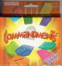 Game-Commandments (2-10 Player)