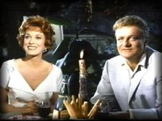 Maureen O'Hara Brian Keith....They are both wonderful actors and this is one of my favorite movies!