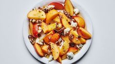 This savory-sweet salad can be a bright summer side or even light dessert.