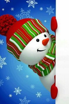 Trendy Ideas for christmas wallpaper backgrounds snowman phone wallpapers Christmas Clipart, Christmas Printables, Christmas Pictures, Christmas Snowman, Winter Christmas, Christmas Crafts, Christmas Decorations, Christmas Ornaments, Merry Christmas
