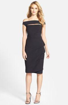 Chiara Boni La Petite Robe 'Melania' Jersey Dress available at #Nordstrom