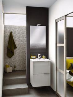Une salle de bains de 3 m2, dix possibilités d'aménagement                                                                                                                                                                                 Plus