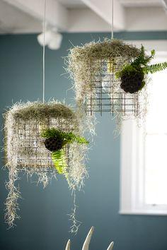 Eco Friendly Woodland Style Wedding Inspiration - http://fabyoubliss.com