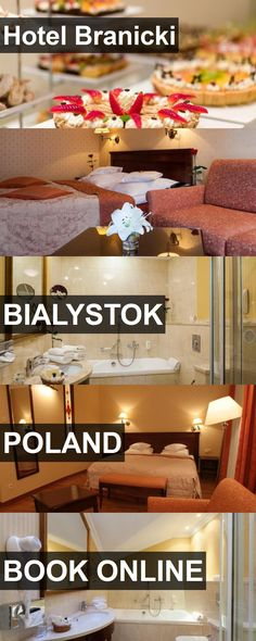 Hotel Hotel Branicki in Bialystok, Poland. For more information, photos, reviews and best prices please follow the link. #Poland #Bialystok #HotelBranicki #hotel #travel #vacation