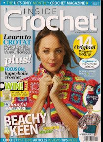 Inside Crochet Issue 19 July 2011 - Alejandra Tejedora - Picasa Web Albums