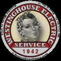 Rosie the Riveter's Authentic Collar Pin/Employment Badge (Westinghouse Electric Service) - $4