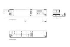 Bauten – Weber Hofer Partner AG Museum Plan, Art Museum, Centre, Floor Plans, How To Plan, Architecture, Museum Of Art, Projects, Arquitetura