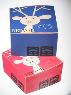 Druvor Packaging by Olle Eksell by Hazel Terry, via Flickr
