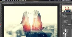 How to Make a Killer Multiple Exposure Portrait Using Photoshop