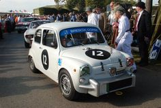 Abarth fiat 1000 TC classic cars racecars italia italie wallpaper background