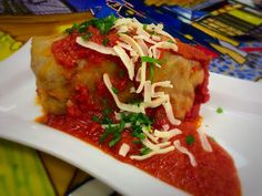 Italian-style Cabbage Rolls Cabbage Rolls, Fresh Coffee, Italian Style, Bakery, Beef, Ethnic Recipes, Food, Gourmet, Meat