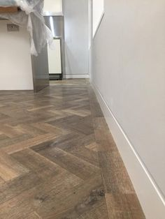Amtico Herringbone Flooring to Premises