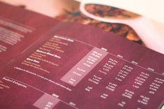 Annual Report | Teavana by Alison Farone, via Behance