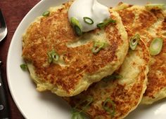 Boxty - potato cakes, Ireland