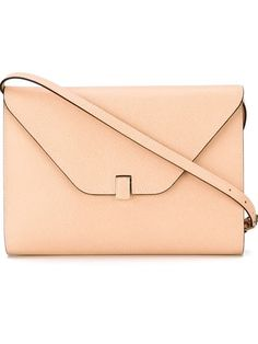 VALEXTRA 'Iside' Shoulder Bag. #valextra #bags #shoulder bags #leather