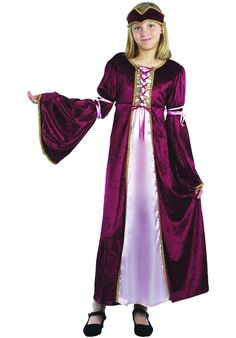 Kids Renaissance Princess Costume, Historical Fancy Dress - General Kids Costumes at Escapade™ UK - Escapade Fancy Dress on Twitter: @Escapade_UK