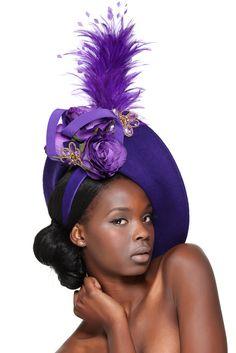 Jennifer Wrynne Design - Summer Hat Collection 2013