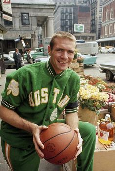 37. Tom Heinsohn, PF, Boston Celtics