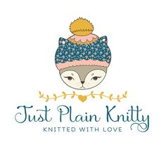 Premade Logo - Kitty Cat in Hat Premade Logo Design - Customized with Your Business Name!