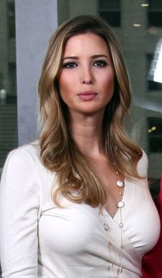"Ivanka Trump has a smoking hot body, according to her father, playboy tycoon Donald Trump aka ""Trump of Doom."""